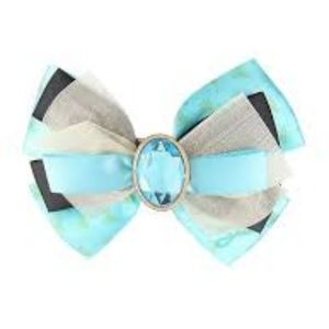 Jasmine Aladdin Hot Topic Disney Hair Bow